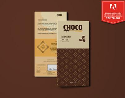 Chocowallas - Indian Chocolate Packaging