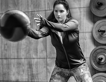 Sania Mirza for Adidas