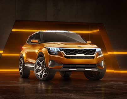 KIA Motors SP Concept_Launch Campaign
