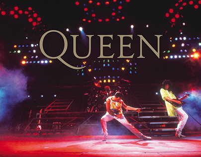Royal Mail – Music Giants – Queen