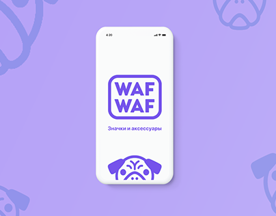 Waf-Waf. Mobile App IOS