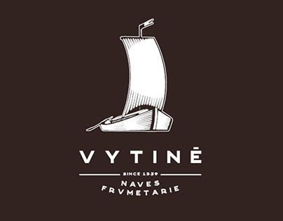 VYTINE.LT Logo design