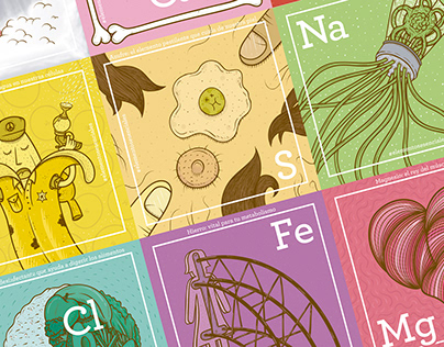 Year of the Periodic Table: #essentialelements