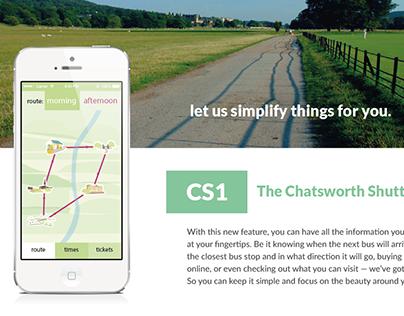 The Chatsworth Shuttle: Informações de ônibus