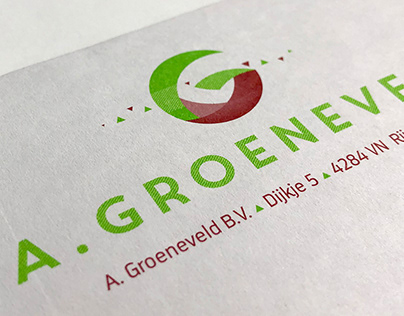 A. Groeneveld BV - Logo en huisstijl