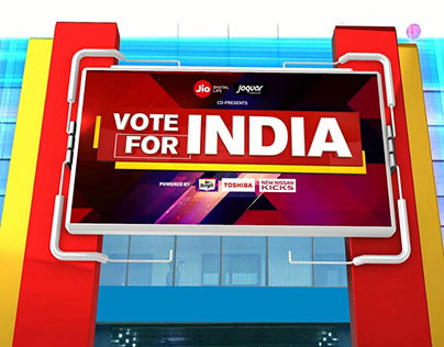 Vote For India - General Elections 2019