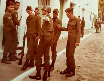 Serviço Militar 1982