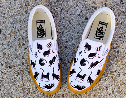 Vans Customs