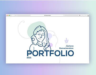 Resume & Portfolio 2021