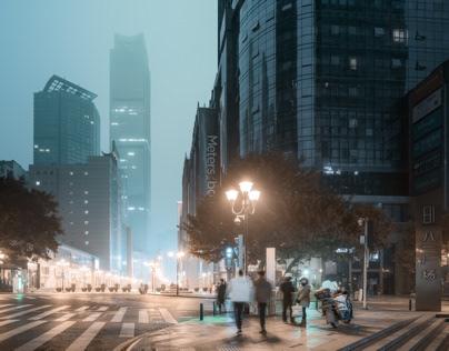 Yuzhong District, Chongqing, China