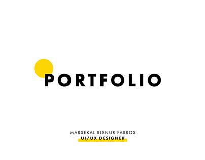 Portfolio UI/UX