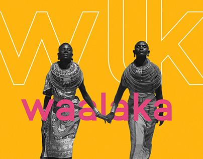 Waalaka - Visual identity