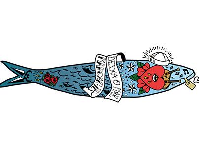 Old Sailor Sardine