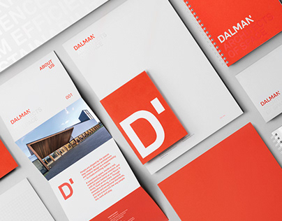 Dalman Architects Identity