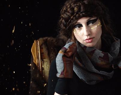 Kazak fashion brand film/bts