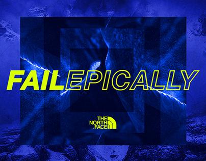 The North Face | Fail Epically