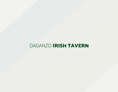 Cartelería Daganzo Irish Tavern