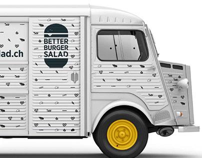 better burger salad