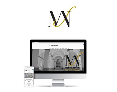 FestivalMANN - Web site