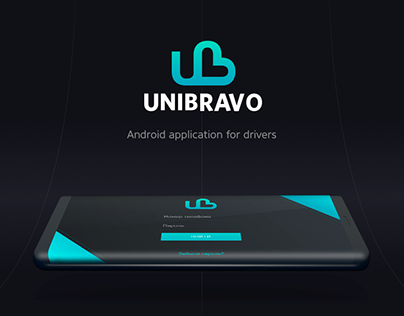 Android application for taxi drivers