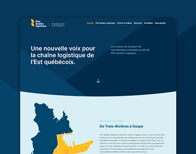 Pôle Québec logistique