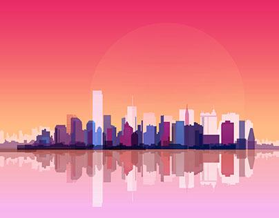 New-york landscape