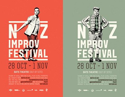 New Zealand Improv Festival