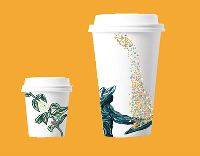 Artwork for Pact Coffee