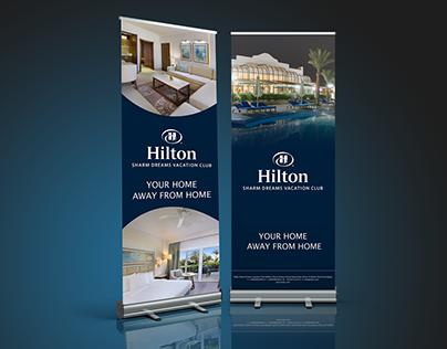 Hilton Sharm Dreams Egypt (Printing Items Designs)