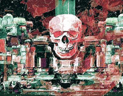 The Bloody Skull Mansion