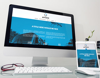 Apisen Website