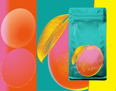 陽光菓菓果乾 | 包裝設計