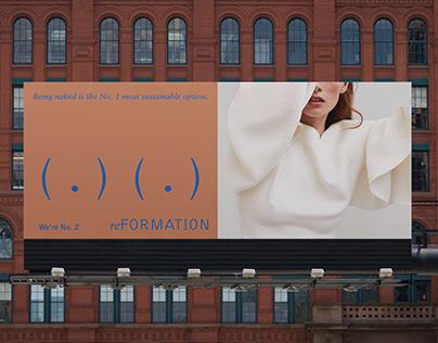 Reformation Rebrand
