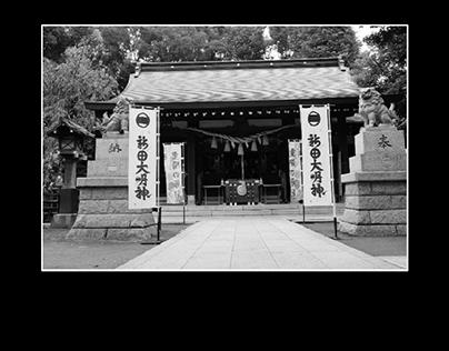 TOKYO Musashinitta Shrine