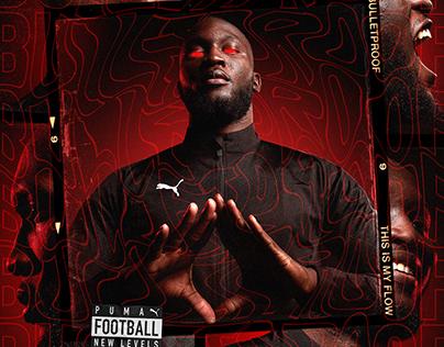 This is my flow ft. Lukaku - Puma Football
