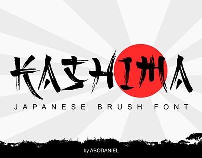 Kashima -Japanese Brush-