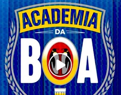 Campanha Academia da BOA - Antárctica