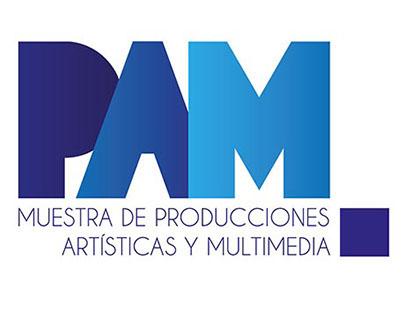 Logo para I Muestra PAM!. UPV