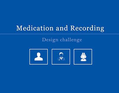 UIUX : Medication and Records Design