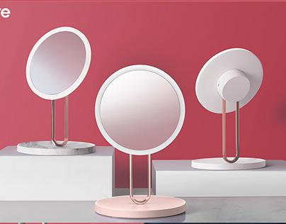 inDarexFascinate Ballet Mirror