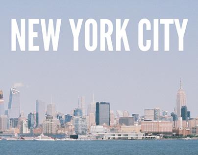 35mm - NYC
