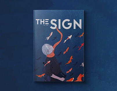 TheSign - Creating a great magazine