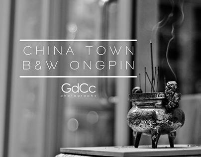 China Town: B&W Ongpin Photoshoot