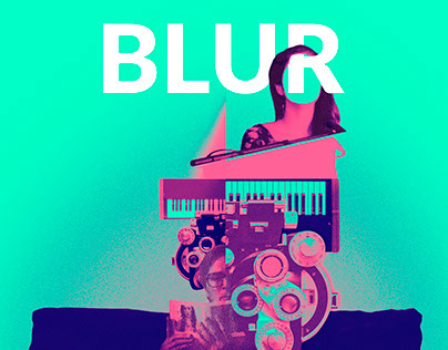 Blur // Shortfilm Poster