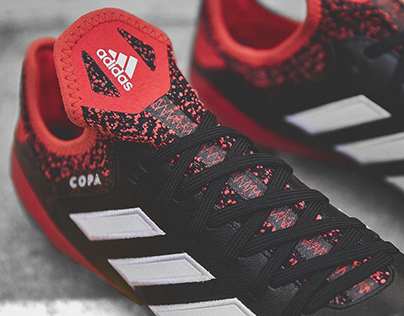 COLOR & MATERIAL SS18 ADIDAS COLD BLOODED PACK