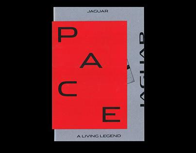 JAGUAR E-PACE LAUNCH /Posters + Fanzine