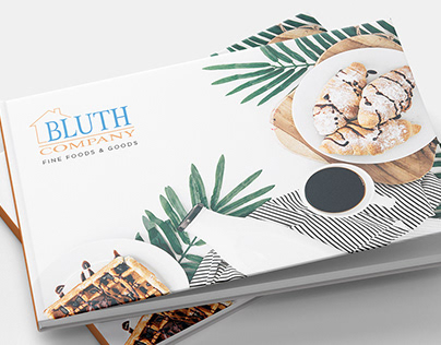 Bluth Company Booklet