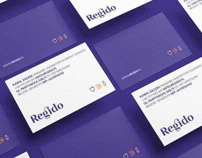 Regido, brand identity