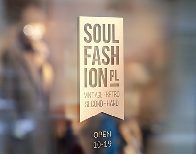 SOUL FASHION_PL identity design
