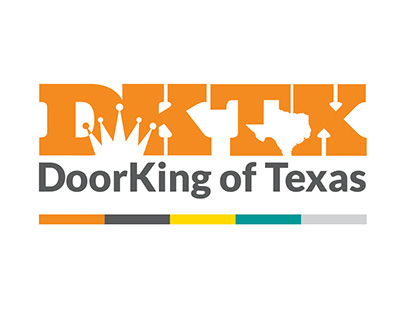 DoorKing of Texas Rebrand